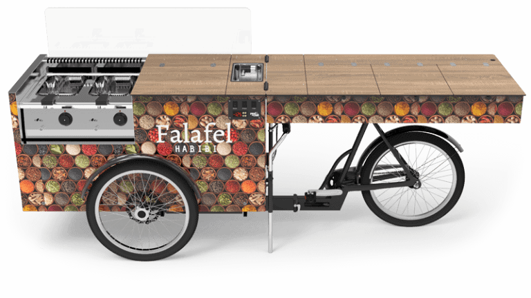 Food Bikes, Snack Stands, Cargo Sales Bikes   Paul&Ernst